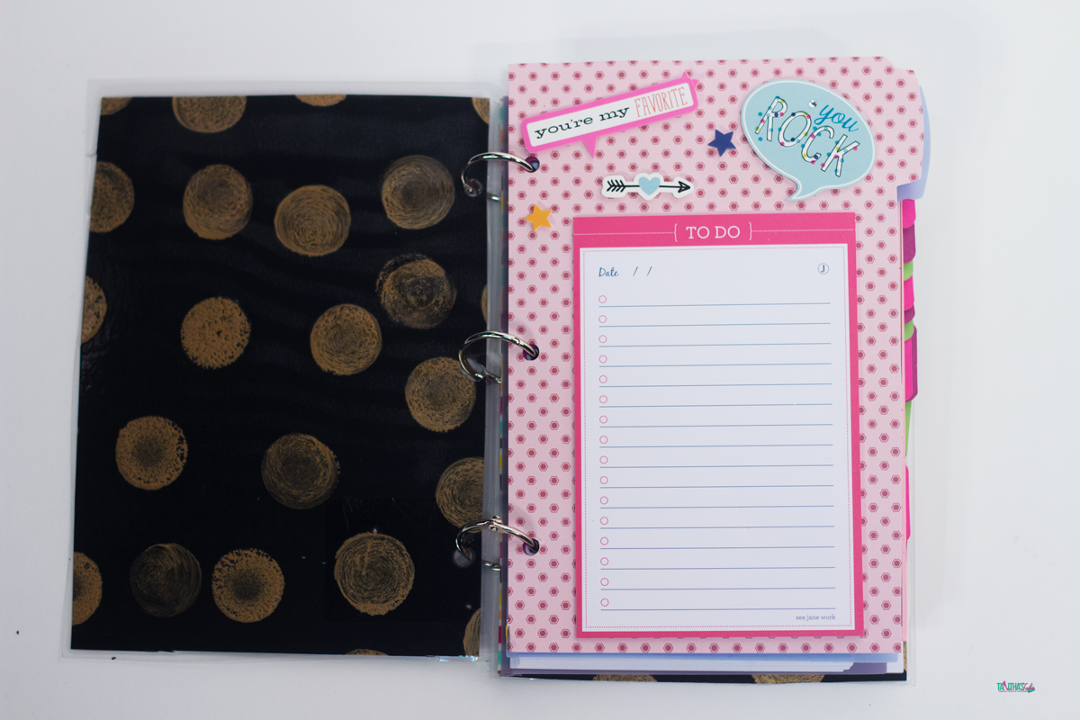 DIY | How To Create A Blogger Planner Notebook - Talitha's Take