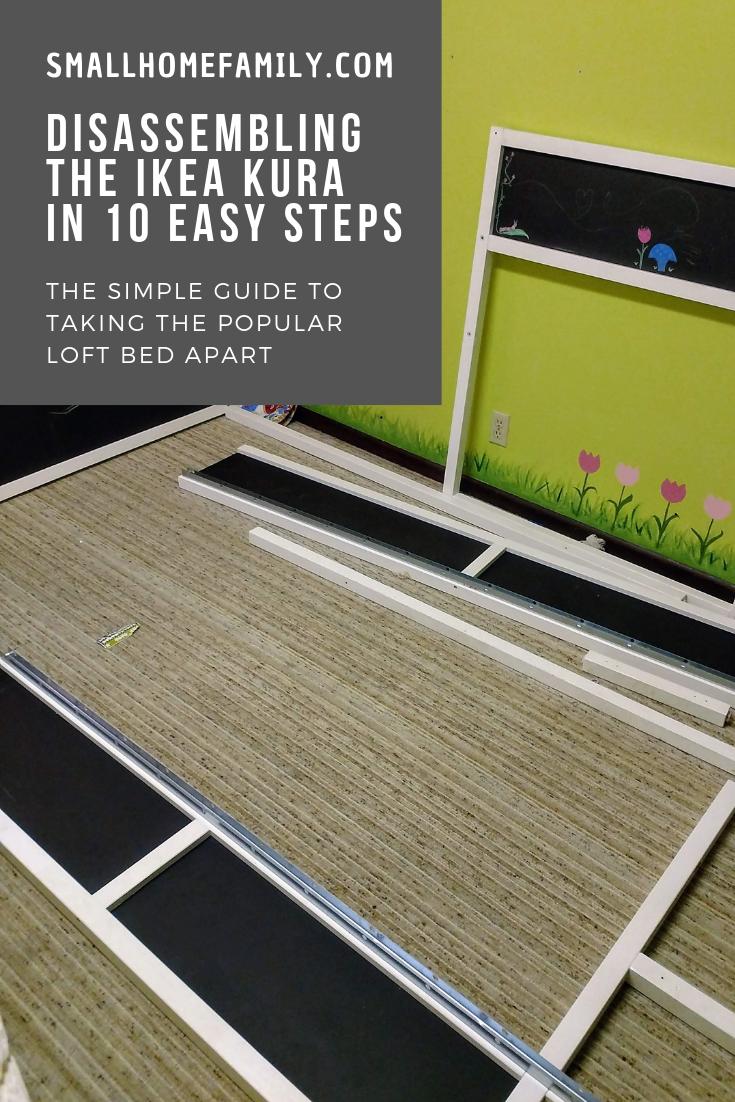 Disassembling The Ikea Kura In 10 Easy Steps