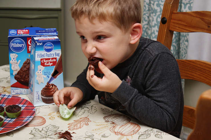 costco brownie bites