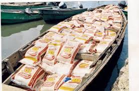 smuggled rice in Calabar