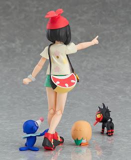 "figma Selene de ""Pokémon Sol"" y ""Pokémon Luna"" - Good Smile Company"