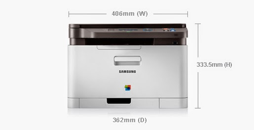 Fi Protected Setup to help you lot salvage fourth dimension Download Samsung CLX-3305FW Printer Driver