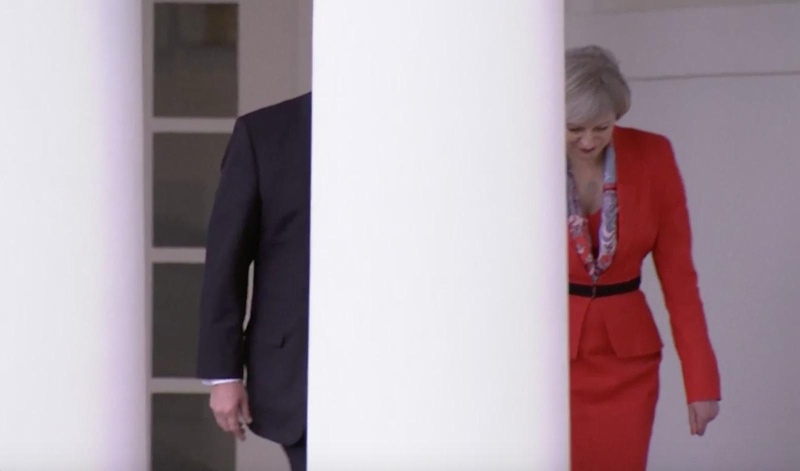 Donald Trump Standing Png
