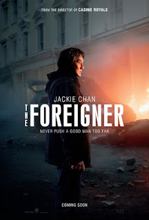 The Foreigner (2017) Movie (English) HDCAM 720p [700MB]