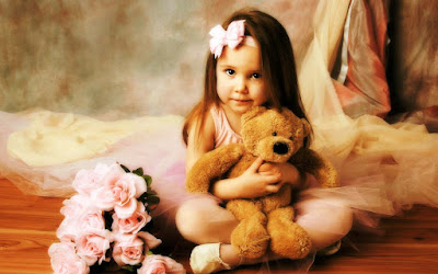 teddy-bear-day-cute-girl-whatsupimages-pics