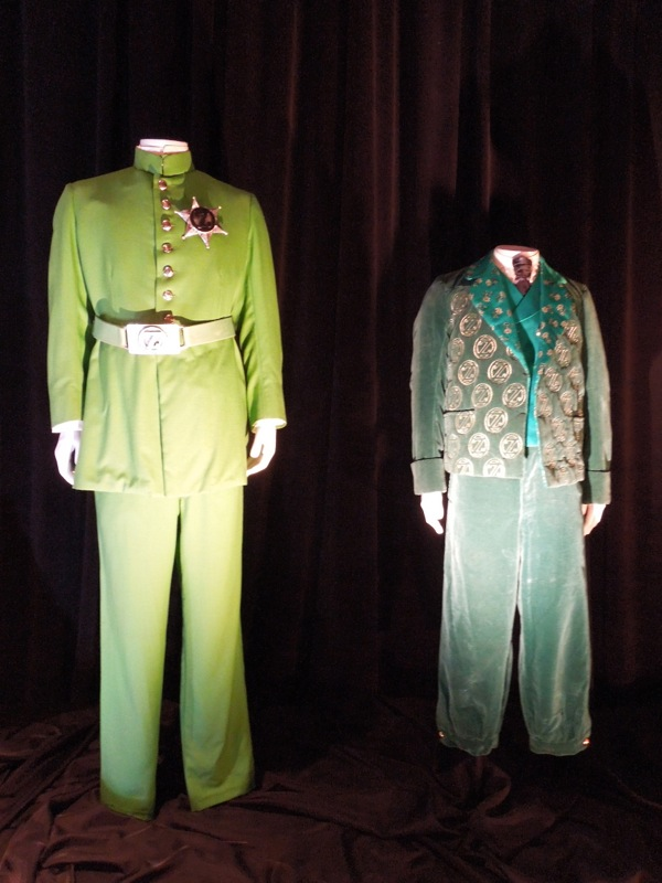Return to Oz Emerald City policeman Woot costumes