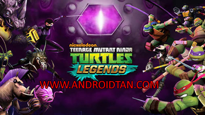 Download Ninja Turtles Legends Mod Apk v1.7.15 Unlimited Money Terbaru 2017
