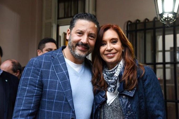 Cristina Kirchner estará el 25 de Mayo en Merlo junto a Alberto Fernández