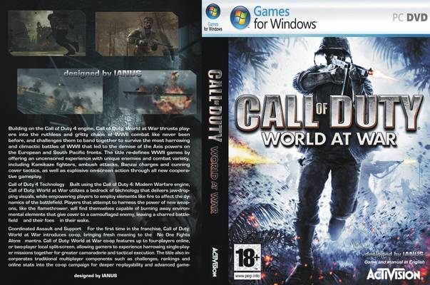 Call Of Duty World at War Full Version Repack