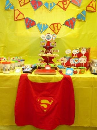 I Want To Bake You A Birthday Cake Superman Was Adopted