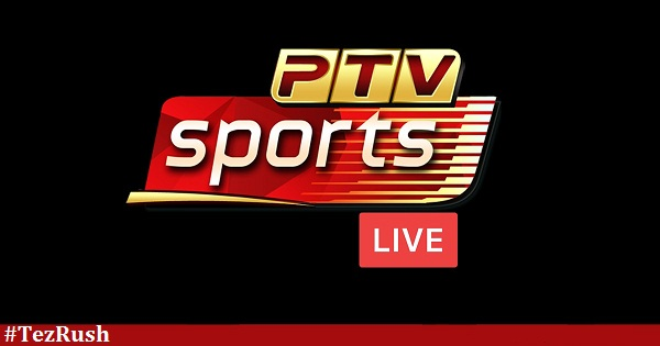 PTV Sports Live Official Streaming Logo 2018 TezRush