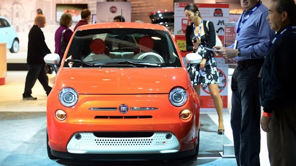 used cars for sale under 5000 | 2013 Fiat 500 e for sale