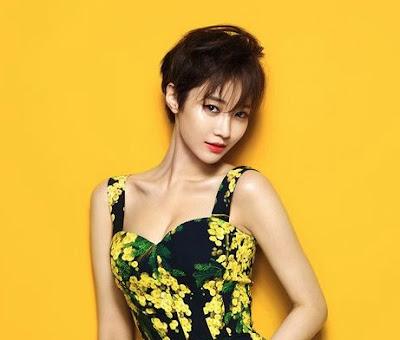 gaya rambut pendek wanita terbaru 01