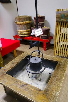Traditional Kitchen at Toei Kyoto Studio Park