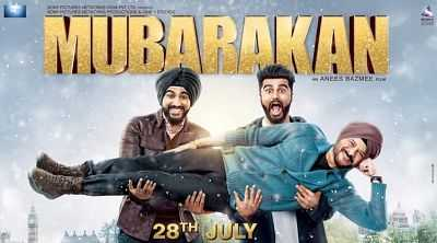Mubarakan (2017) 720p Full HD Movie Download 1GB BDRip