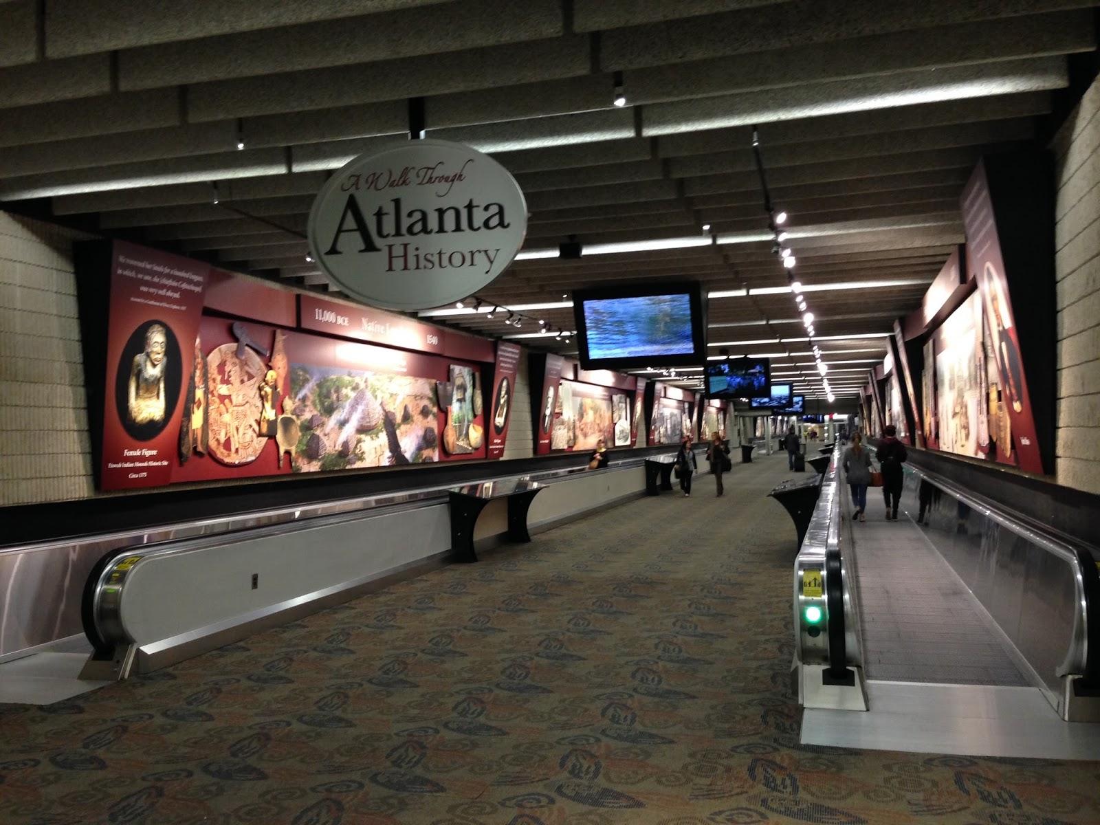 Weird Wacky And Wild South Underground Atlanta Airport