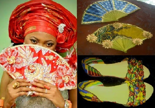 pictures of ankara customized materials