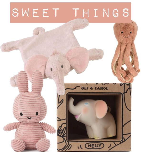 pink soft toys jellycat