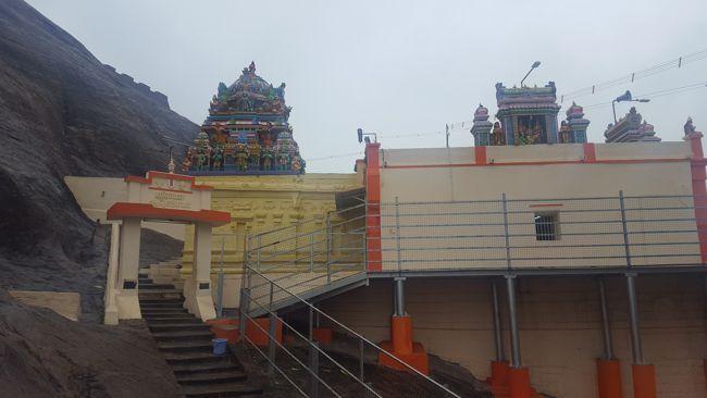 Sri Abhayavaradha Anjaneya Temple Vimanam