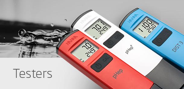 jual pH meter digital