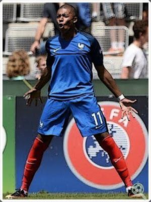 Mbappé France França Les Bleus