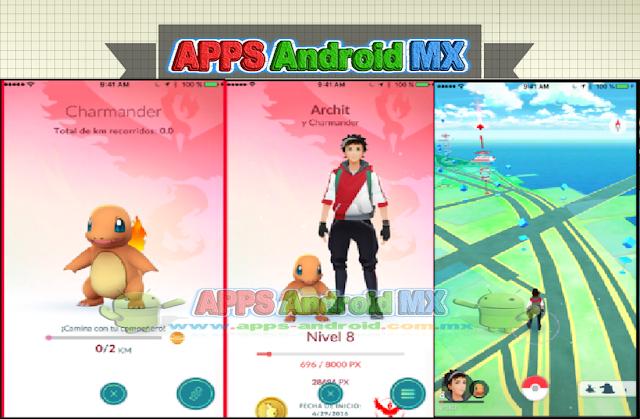 Pokemon Go - Proxima Actualización - Compañero Pokémon