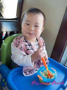 茉莉吃海鮮