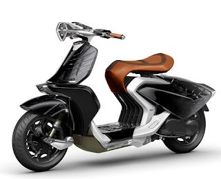 Scooter Concept Yamaha 04GEN