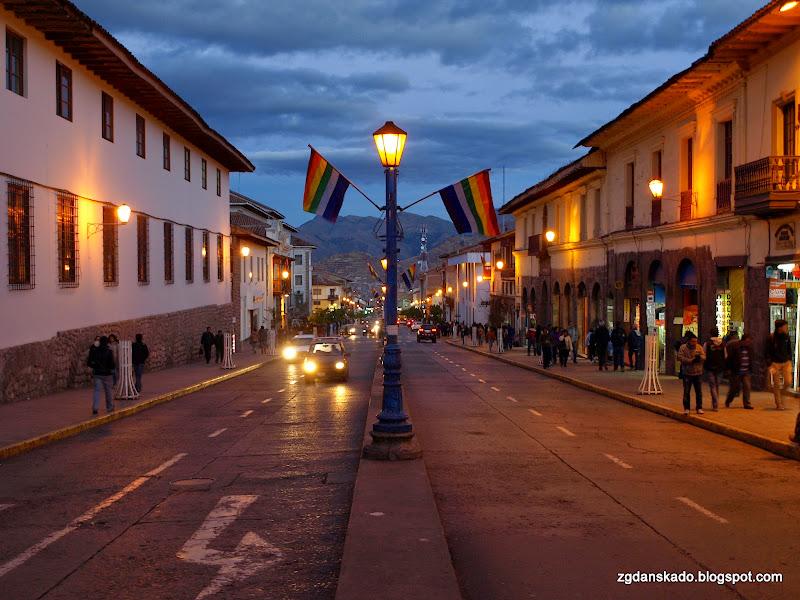 Cuzco - Av. El Sol