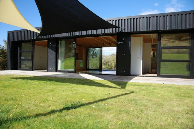 Steel Frame Transportable Prefab Home By Bachbox New