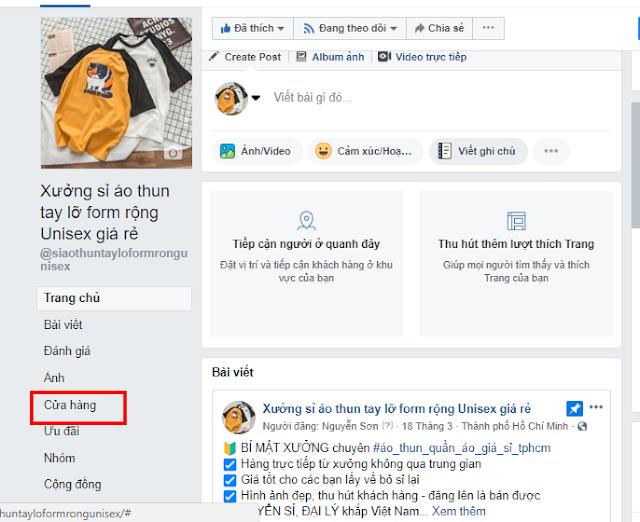 Cách Tạo Trang Bán Hàng Facebook Cho Người Mới Bắt Đầu
