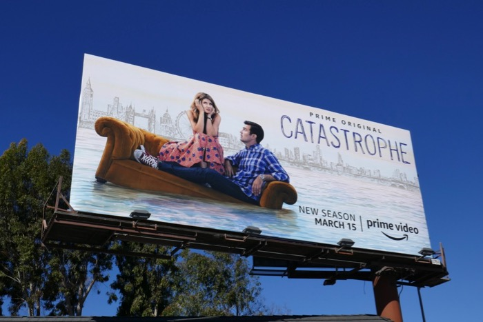 Catastrophe season 4 billboard