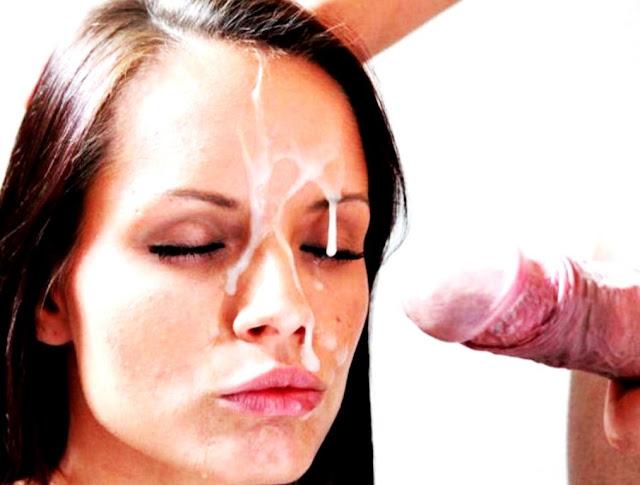 Девушка глотает сперму www.eroticaxxx (18+) минет - окончание в рот