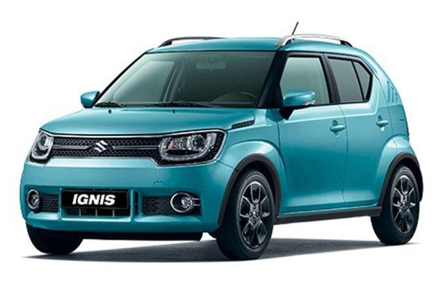 Harga Suzuki Ignis Indonesia
