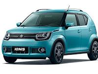 Inilah Harga dan Spesifikasi Suzuki Ignis di Indonesia