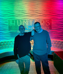 Pat and Ron at Hunters