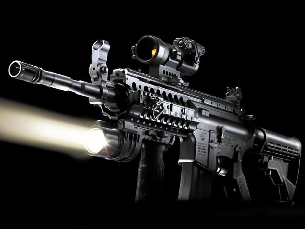 Guns Latest HD Wallpapers 1 - 3D HD Wallpapers