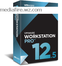 VMware Workstation 12.5.1 full with key