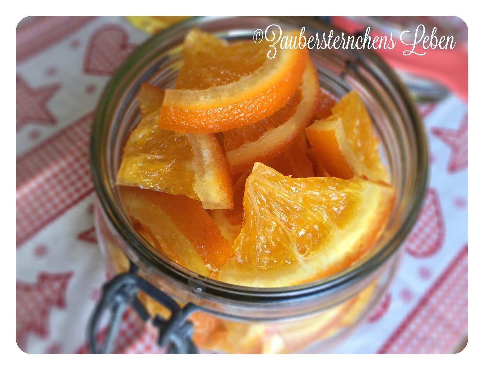 Kandierte Orangen von Zaubersternchens Leben
