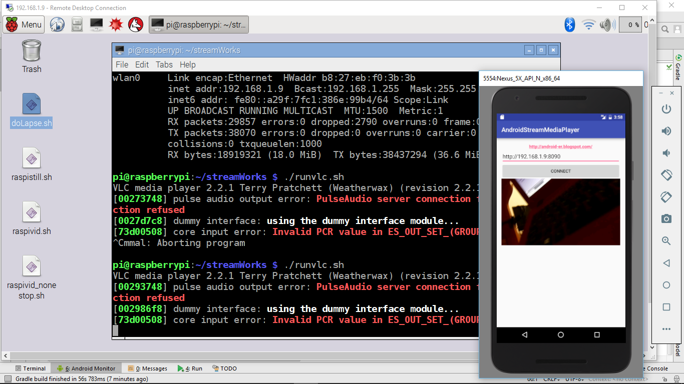 Hello Raspberry Pi: Stream video from Raspberry Pi 3 + Camera Module