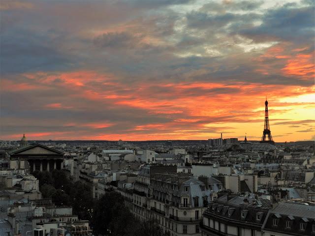panorama parigi gratis