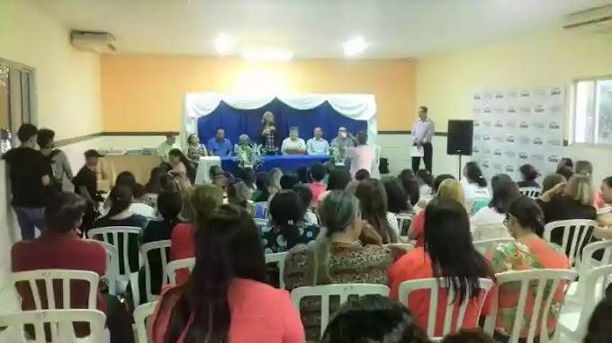 EDUCAÇÃO- Prefeitura de Caxias realiza entrega de material didático em Braille