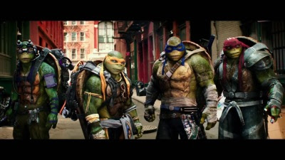 Teenage Mutant Ninja Turtles 2 / Out of the Shadows (Movie) - Trailer - Screenshot