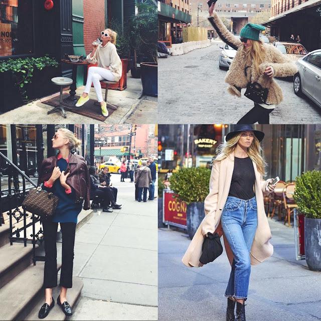 Elsa Hosk Swedish Model by Cool Chic Style Fashion
