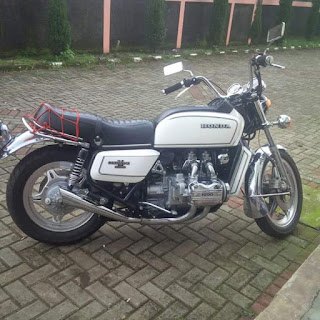 Honda goldwing 1978