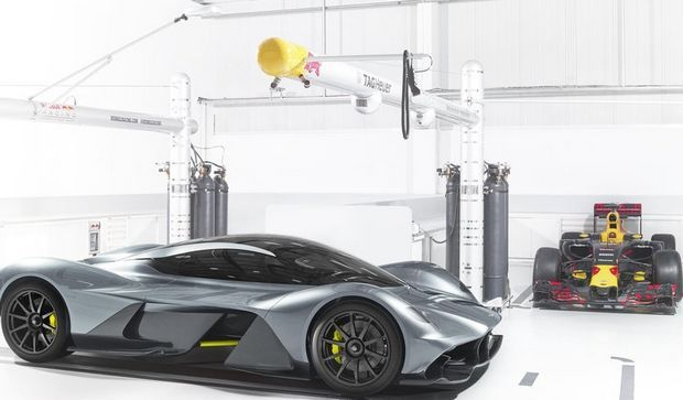 To μέλλον της Aston Martin είναι στην F1