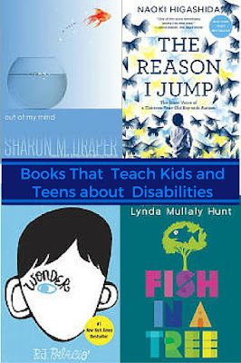 Books that teach kids and teens about disabilities; Removing the Stumbling Block