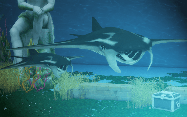 télécharger animaux marins sims 4