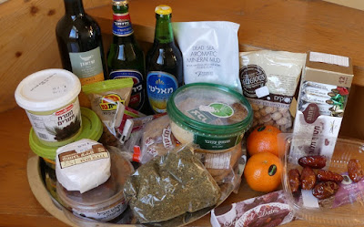 Kulinarische Mitbringsel aus Israel