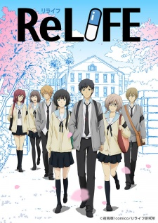 ReLIFE Batch Subtitle Indonesia
